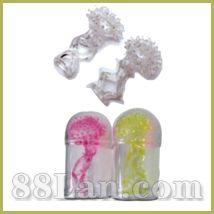 NO.00092水晶花套  成人用品-性器具