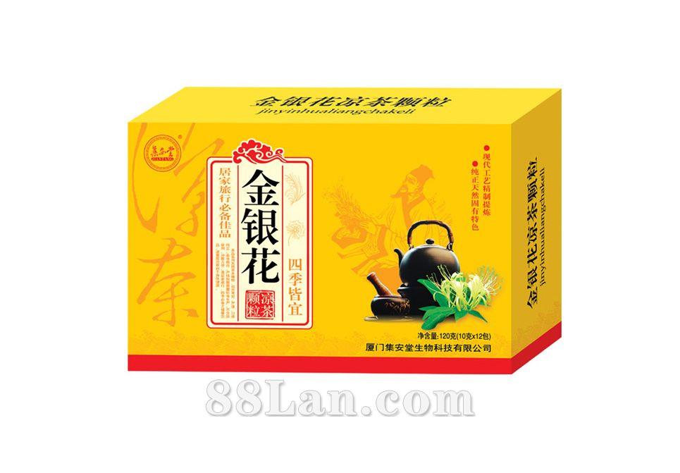 金银花凉茶颗粒