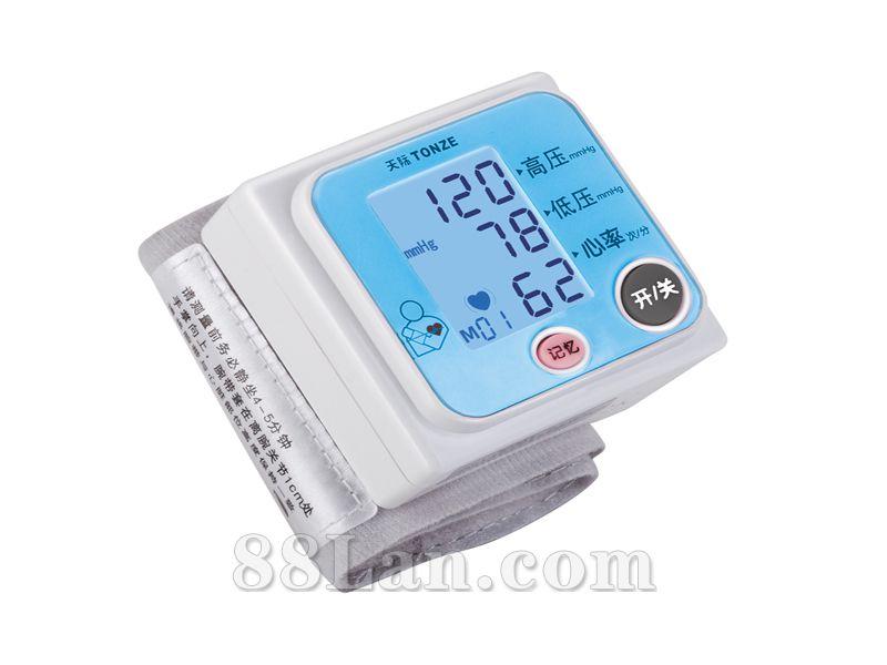天际DX-W801Y语音电子血压计