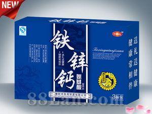 铁锌钙氨基酸营养品