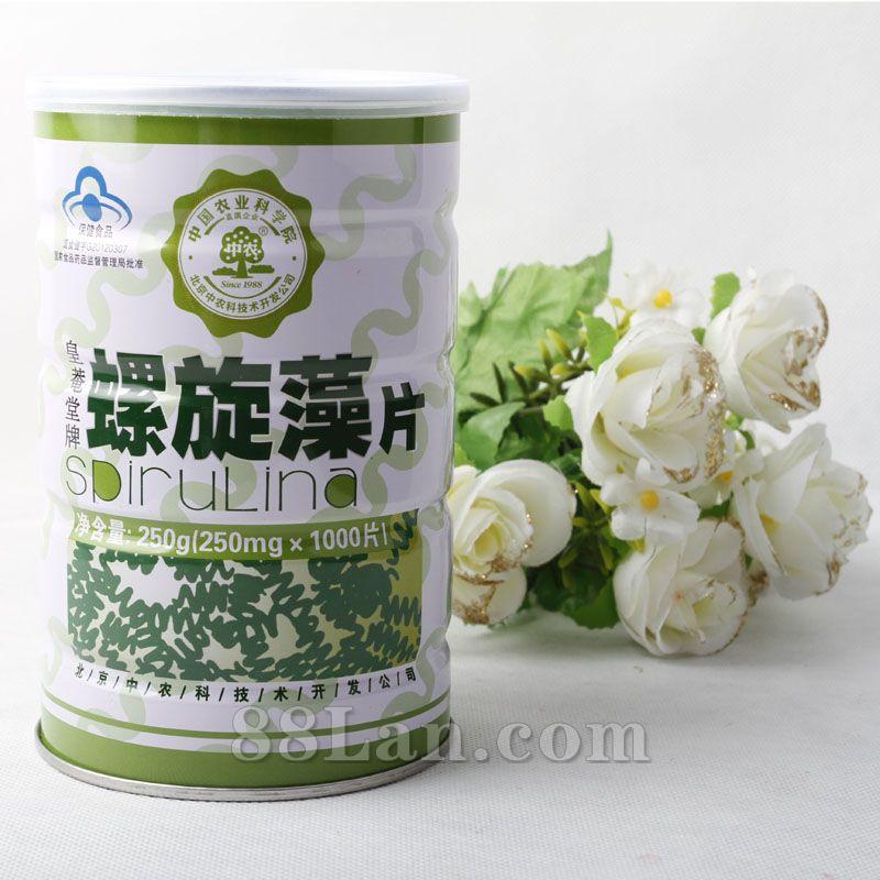 中农螺旋藻1000片(新标签)