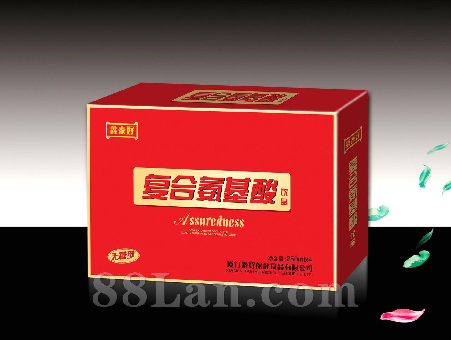 氨基酸饮品―礼盒系列