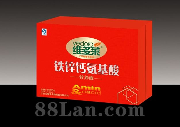 维多莱牌铁锌钙氨基酸营养液