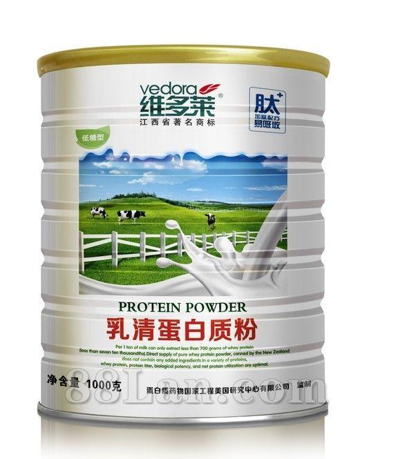 维多莱牌乳清蛋白质粉