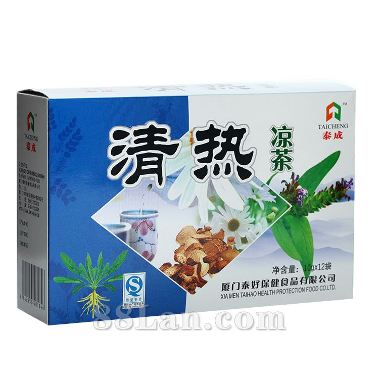 清热凉茶盒装――冲剂系列