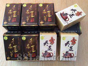 冬虫夏草养生茶