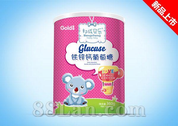 葡萄糖纸听-铁锌钙——粉剂系列
