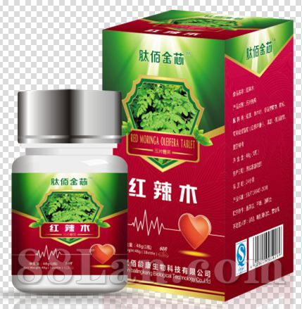 辣木-提高免疫力、心脑血管