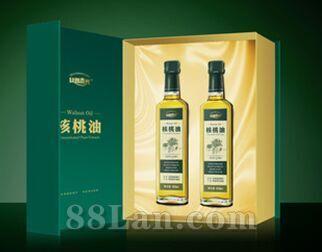 纯核桃油-其它产品区 纯亚麻籽油 葡萄籽油 红花籽油 小麦胚芽油等 OEM