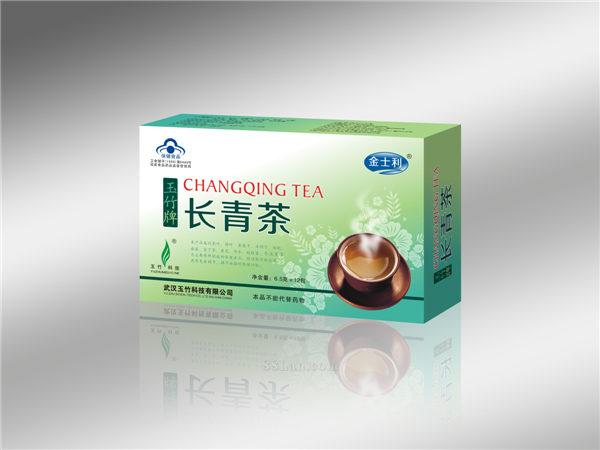 长青茶-保健茶