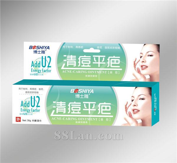 清痘平疤凝胶-皮肤抑菌剂