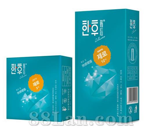 韩后-快感增强型避孕套(韩版风格)