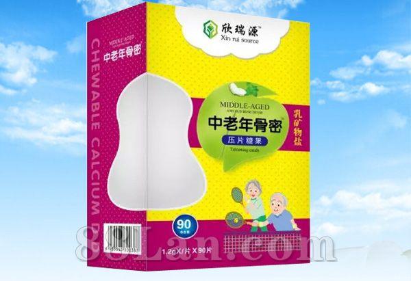 中老年骨密-乳矿物盐—钙片系列