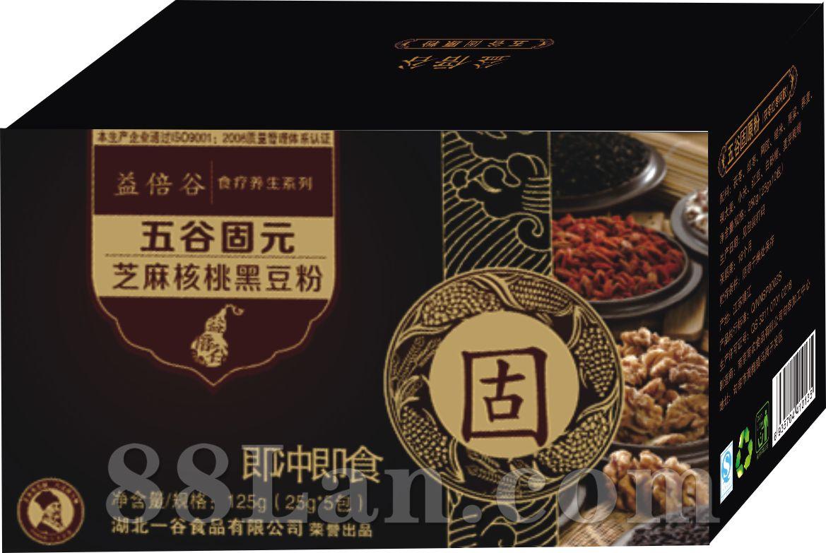 五谷固元-芝麻核桃黑豆粉
