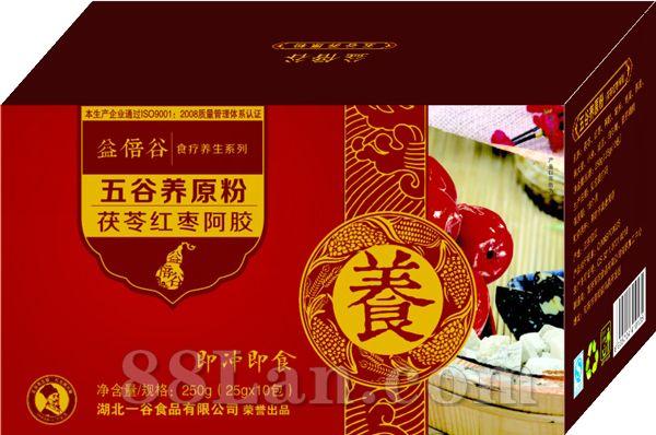 五谷养原粉-茯苓红枣阿胶
