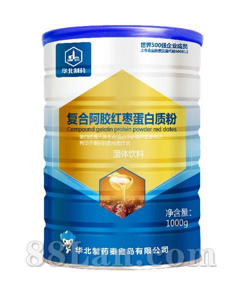复合阿胶红枣蛋白质粉--蛋白质粉系列,保健单品类