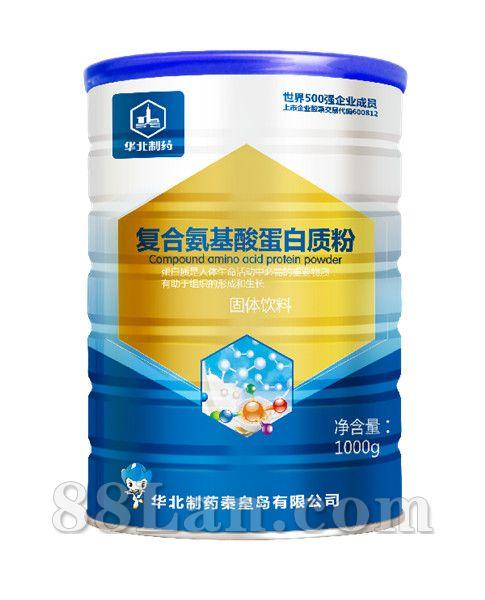 复合氨基酸蛋白质粉--蛋白质粉系列,保健单品类