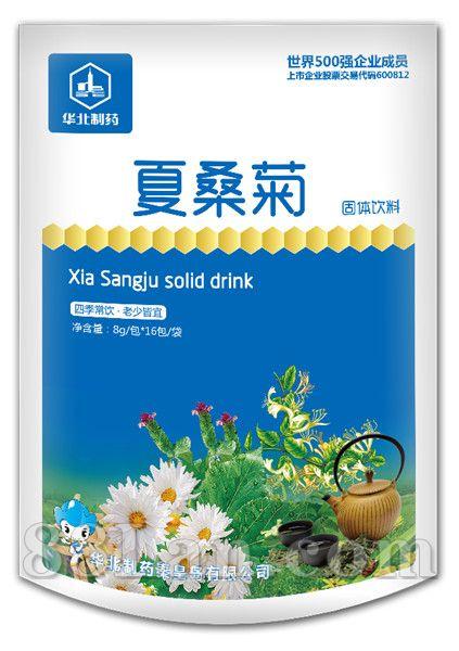夏桑菊颗粒--凉茶系列,保健单品类