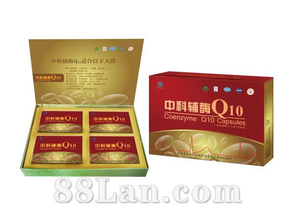 中科辅酶Q10维E软胶囊-心脑血管-会销-长线-诊疗产品
