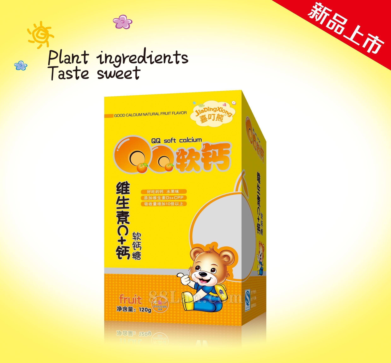 维生素C+钙软钙糖