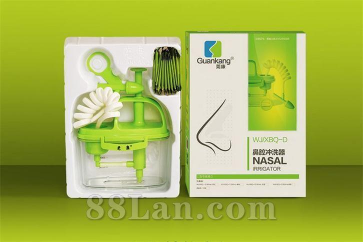 医保产品洗鼻器