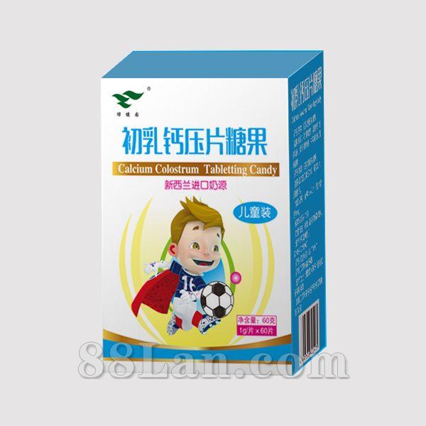 初乳钙压片糖果