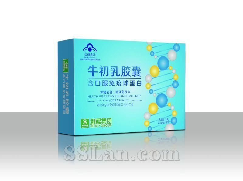 牛初乳胶囊含口服免疫球蛋白