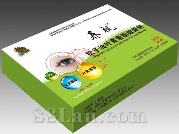养视松子油叶黄素酯微囊粉