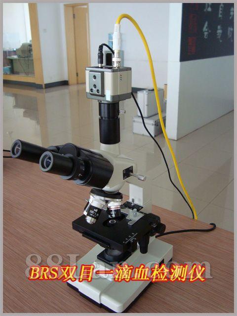 一滴血显微镜检测仪(双目)