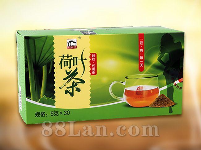 荷叶茶 冬瓜荷叶茶 代用茶 袋泡茶