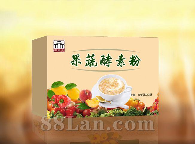 果蔬酵素粉 营养粉 早餐粉 代餐粉 五谷杂粮粉