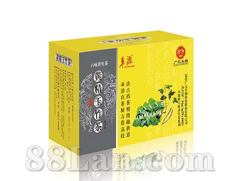 黄精玉竹茶