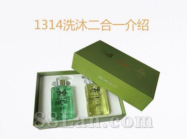 1314洗沐二合一(草本洗发水+沐浴精华液)