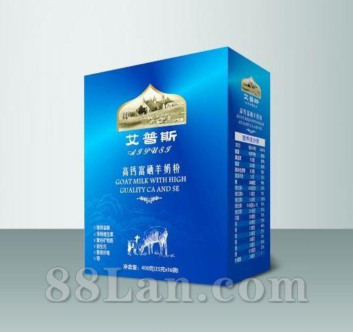 出口品质艾普斯高钙富硒羊奶粉