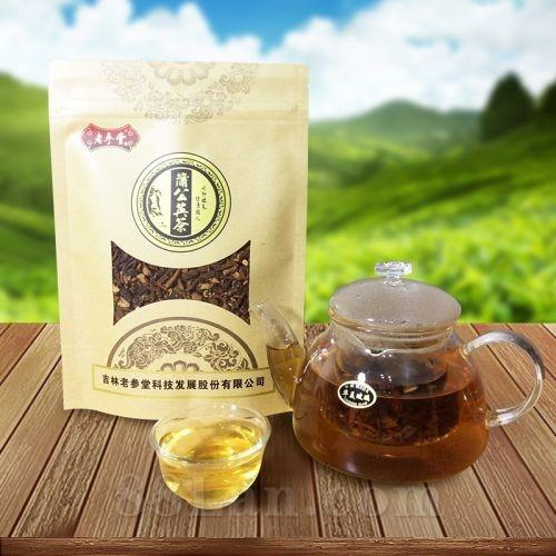 东北吉林老参堂蒲公英根茶120克 长白山野生蒲公英根茶烘焙香茶