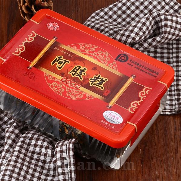 东阿正品阿胶系列生产阿胶糕阿胶粉膳食粉