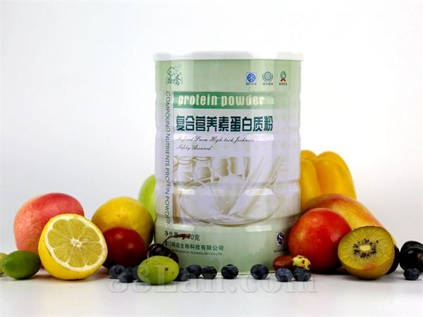 复合营养素蛋白质粉900g铁罐厂商批发代理 蛋白质粉贴牌代工