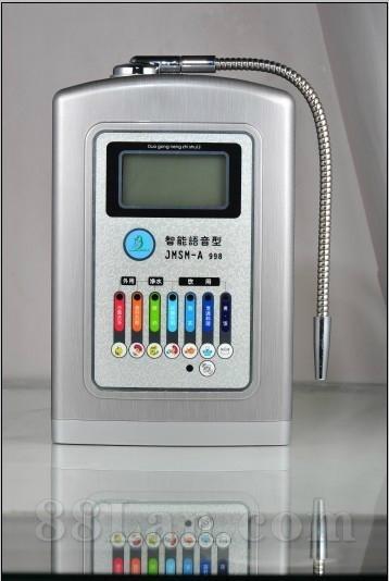 经济实惠、环保节能型电解水机品牌/一般家庭使用电解水机健宜