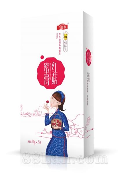 蜂产品-红菇蜜膏