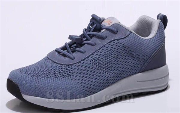 名物志橙者儿清爽鞋  安全鞋  防滑舒适老人鞋