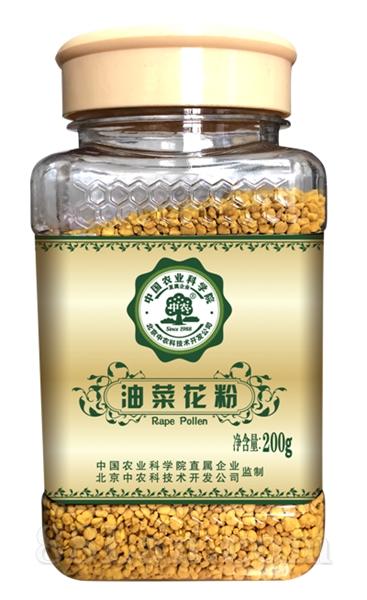 中农 油菜花粉