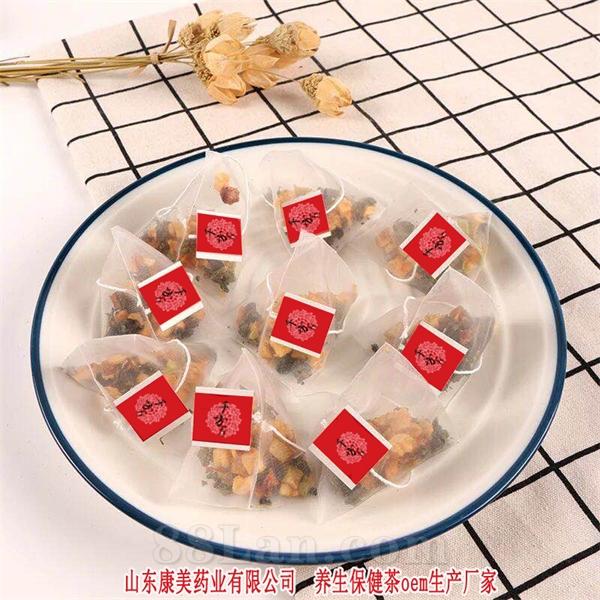 女士养生花草茶那是营养保健茶代加工 三角包无纺布oem生产厂家