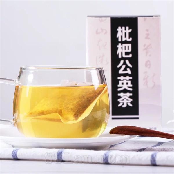 枇杷润喉茶 滋养润燥 秋冬养生保健茶