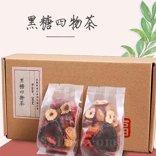 黑糖四物茶生产厂家 温宫驱寒 冬季养生茶