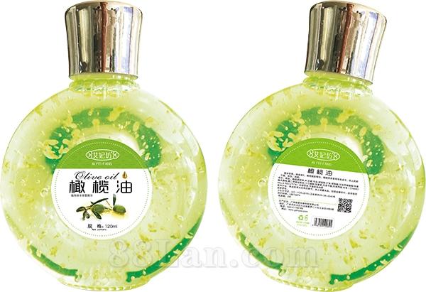 橄榄油-绿色