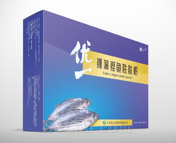 益谷灵牌裸藻鲣鱼胜肽粉