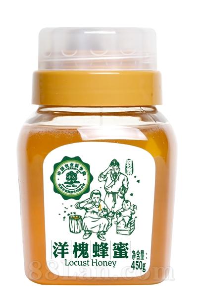 中农 洋槐蜂蜜