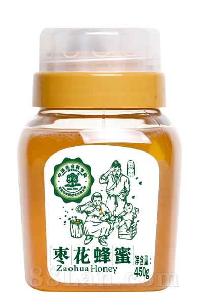 中农 枣花蜂蜜