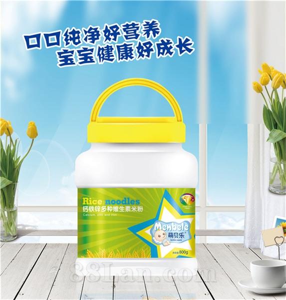 钙铁锌多种维生素米粉