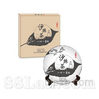 沙棘饼茶 357G